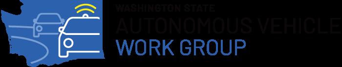 washington state autonomous vehicle work group